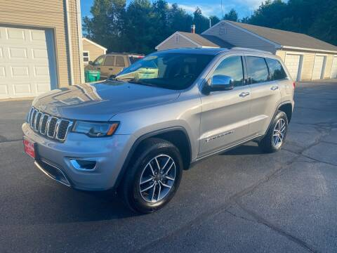 2019 Jeep Grand Cherokee for sale at Glen's Auto Sales in Fremont NH