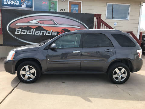 2008 Chevrolet Equinox for sale at Badlands Brokers in Rapid City SD