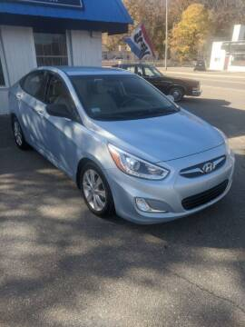 2014 Hyundai Accent for sale at WEB NIK Motors in Fitchburg MA