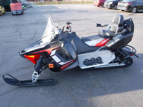 2012 Polaris 600 Switchback® Adventure for sale at Road Track and Trail in Big Bend WI