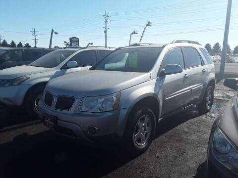 2008 Pontiac Torrent for sale at BARNES AUTO SALES in Mandan ND