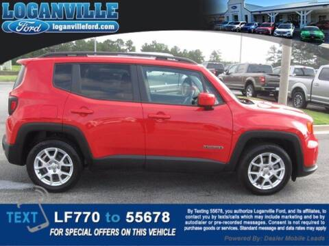 2019 Jeep Renegade for sale at Loganville Ford in Loganville GA