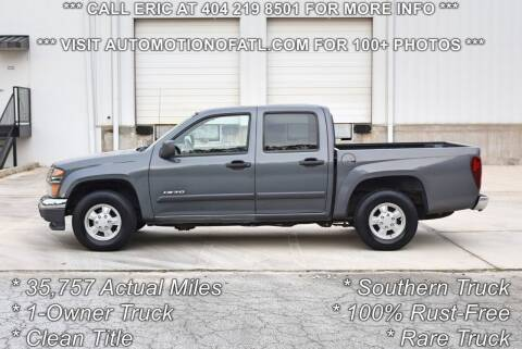 2008 Isuzu i-Series for sale at Automotion Of Atlanta in Conyers GA