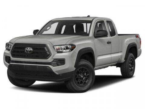 2022 Toyota Tacoma for sale at BEAMAN TOYOTA in Nashville TN