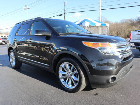 2015 Ford Explorer for sale at RUSTY WALLACE HONDA in Knoxville TN