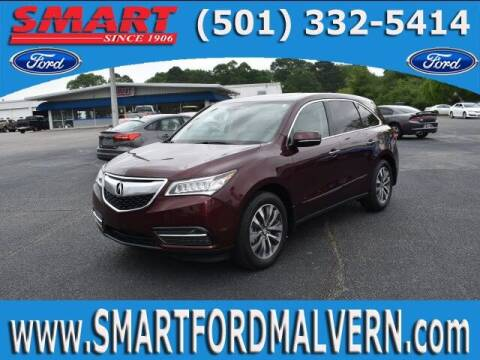 2015 Acura MDX for sale at Smart Auto Sales of Benton in Benton AR