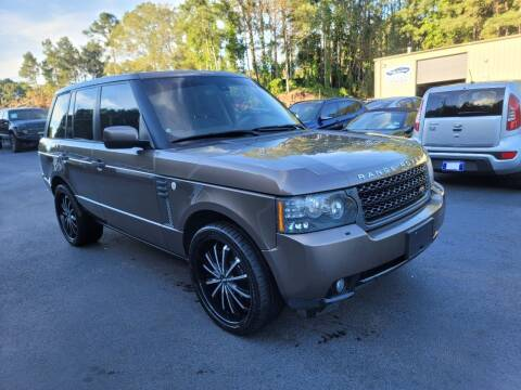 2011 Land Rover Range Rover for sale at GEORGIA AUTO DEALER, LLC in Buford GA