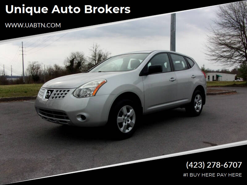 2009 Nissan Rogue for sale at Unique Auto Brokers in Kingsport TN