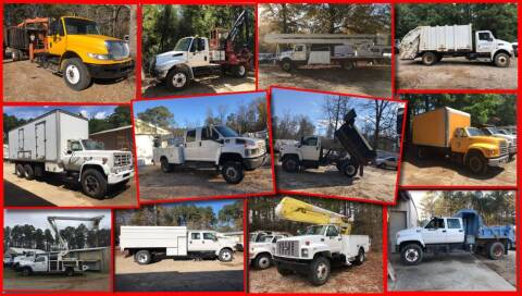 2021 >>Work Trucks For Sale- 55+ USED WORK TRUCKS FOR SALE for sale at M & W MOTOR COMPANY in Hope AR