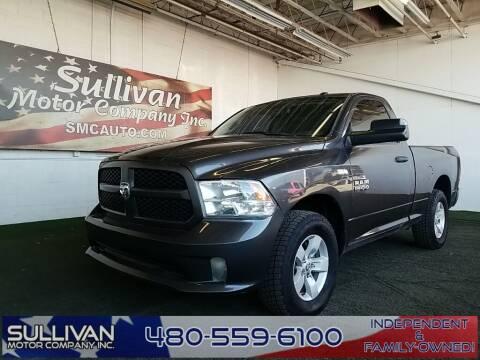 2016 RAM Ram Pickup 1500 for sale at TrucksForWork.net in Mesa AZ