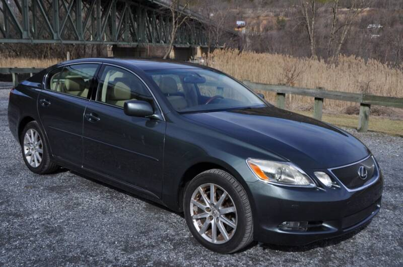 2007 Lexus GS 350 for sale at CAR TRADE in Slatington PA