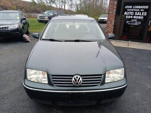 2004 Volkswagen Jetta for sale at John Lombardo Enterprises Inc in Rochester NY