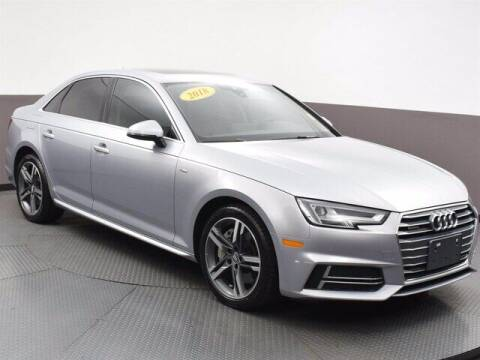 2018 Audi A4 for sale at Hickory Used Car Superstore in Hickory NC