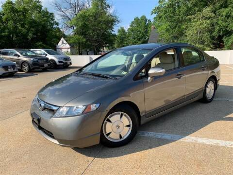 2006 Honda Civic for sale at Crown Auto Group in Falls Church VA