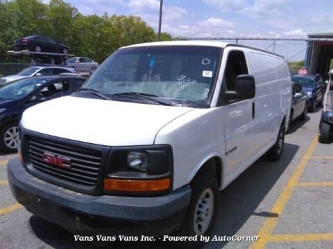2005 GMC Savana Cargo for sale at Vans Vans Vans INC in Blauvelt NY