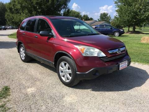 2007 Honda CR-V for sale at Yoder's Auto Connection LTD in Gambier OH