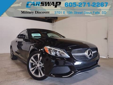 2017 Mercedes-Benz C-Class for sale at CarSwap in Sioux Falls SD