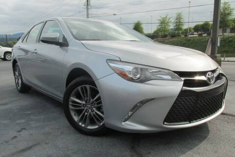 2017 Toyota Camry for sale at Tilleys Auto Sales in Wilkesboro NC
