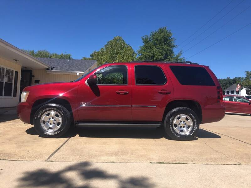 2011 Chevrolet Tahoe for sale at H3 Auto Group in Huntsville TX