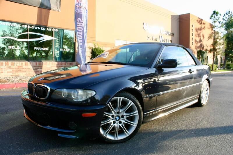 2006 BMW 3 Series for sale at CK Motors in Murrieta CA