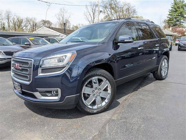 2017 GMC Acadia Limited for sale at GAHANNA AUTO SALES in Gahanna OH
