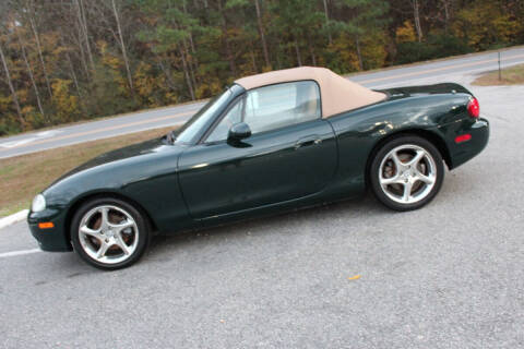 2001 Mazda MX-5 Miata for sale at Prestige Auto Brokers in Raleigh NC