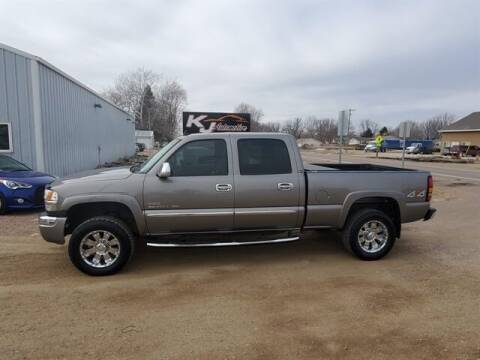 2007 GMC Sierra 2500HD Classic for sale at KJ Automotive in Worthing SD