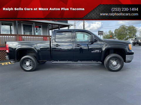 2009 GMC Sierra 2500HD for sale at Ralph Sells Cars at Maxx Autos Plus Tacoma in Tacoma WA