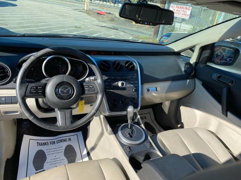 2009 Mazda CX-7 AWD Touring 4dr SUV - Warwick RI