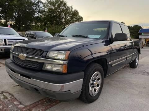 2005 Chevrolet Silverado 1500 for sale at 1A Auto Mart Inc in Smyrna TN