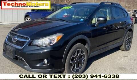 2014 Subaru XV Crosstrek for sale at Techno Motors in Danbury CT