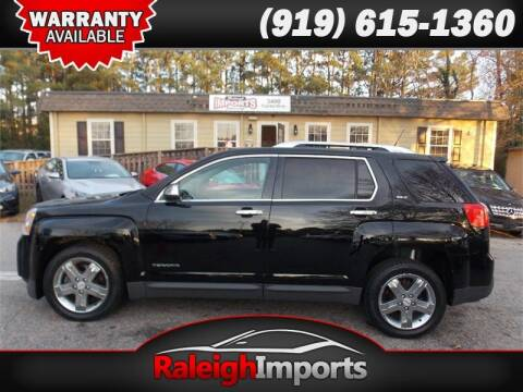 2012 GMC Terrain for sale at Raleigh Imports in Raleigh NC