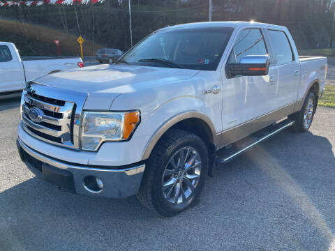 2012 Ford F-150 for sale at Turner's Inc - Main Avenue Lot in Weston WV