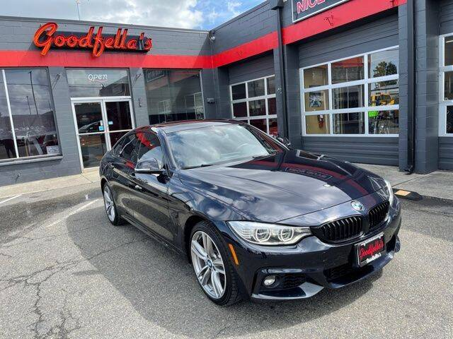 2016 BMW 4 Series for sale at Goodfella's  Motor Company in Tacoma WA