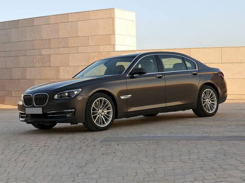 2015 BMW 7 Series for sale at BMW OF NEWPORT in Middletown RI