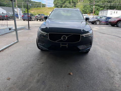 2018 Volvo XC60 for sale at USA Auto Sales in Leominster MA
