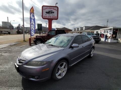 2006 Mazda MAZDA6 for sale at Ford's Auto Sales in Kingsport TN