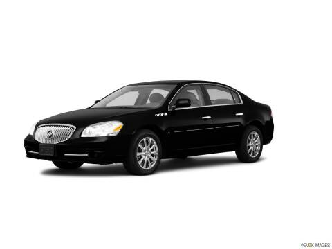 2010 Buick Lucerne for sale at SULLIVAN MOTOR COMPANY INC. in Mesa AZ