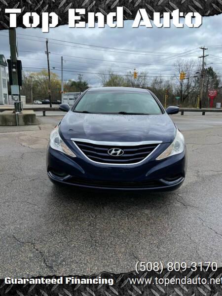 2012 Hyundai Sonata for sale at Top End Auto in North Atteboro MA