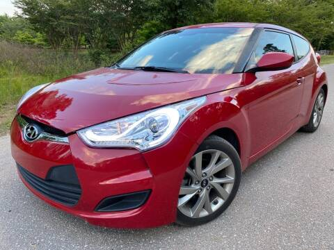2016 Hyundai Veloster for sale at Next Autogas Auto Sales in Jacksonville FL