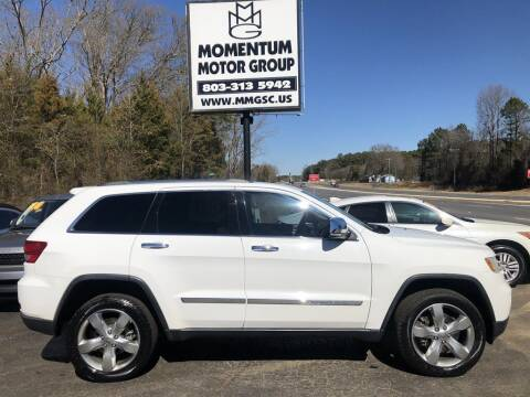 2013 Jeep Grand Cherokee for sale at Momentum Motor Group in Lancaster SC