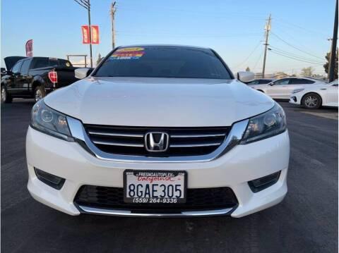 2015 Honda Accord for sale at Carros Usados Fresno in Fresno CA