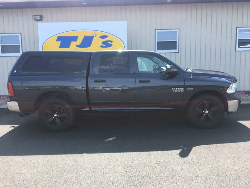 2015 RAM Ram Pickup 1500 for sale at TJ's Auto in Wisconsin Rapids WI