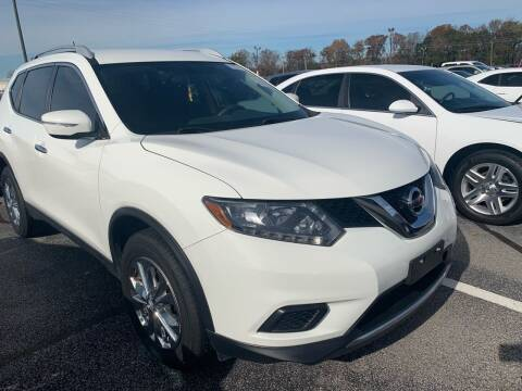 2015 Nissan Rogue for sale at Drive Now Motors in Sumter SC