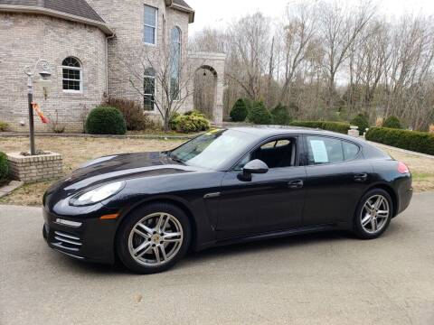 2014 Porsche Panamera for sale at Elite Auto Sales in Herrin IL