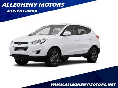 2014 Hyundai Tucson for sale at Allegheny Motors in Pittsburgh PA