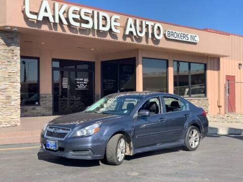 2014 Subaru Legacy for sale at Lakeside Auto Brokers Inc. in Colorado Springs CO