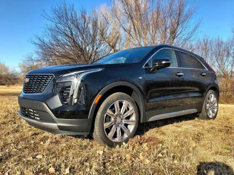 2019 Cadillac XT4 for sale at JOHN HOLT AUTO GROUP, INC. in Chickasha OK
