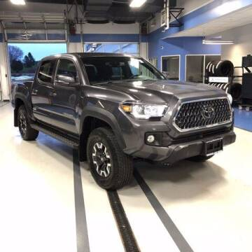 2019 Toyota Tacoma for sale at Simply Better Auto in Troy NY