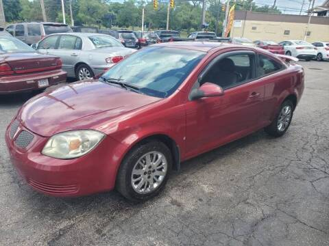 2009 Pontiac G5 for sale at Richland Motors in Cleveland OH